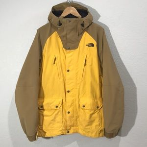 The North Face HYVENT snowboarding jacket